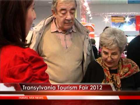 Transylvania Tourism Fair 2012