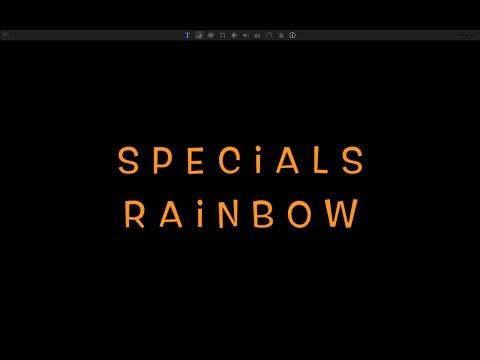 LE UE MS Specials Rainbow Ep.4 - Animals