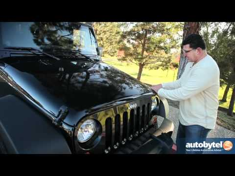 2012 Jeep Wrangler Unlimited: Video Road Test and Review
