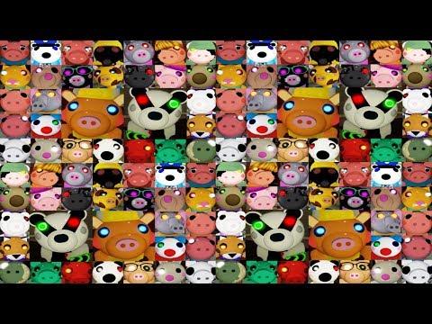 ROBLOX PIGGY ALL JUMPSCARES CHAPTER 12