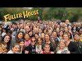 The Largest Fuller House Fans Selfie