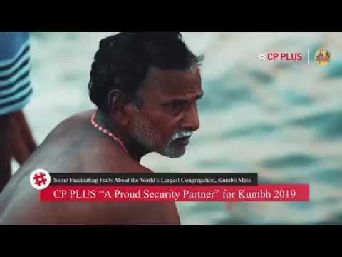 CP PLUS Secures India's Largest Holy Confluence - Kumbh Mela 2019
