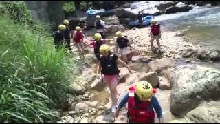 Gopeng Malaysia  city images : Rafting and Caving In Gopeng Malaysia