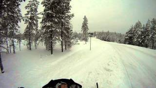 10. Arctic cat Xf 800 High Country