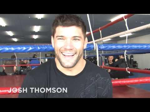 Josh Thomson predicts 3rd Round Knockout for Melendez at Melendez vs Aoki