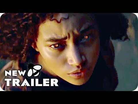 The Darkest Minds Trailer 2 (2018) Amandla Stenberg Sci-Fi Movie