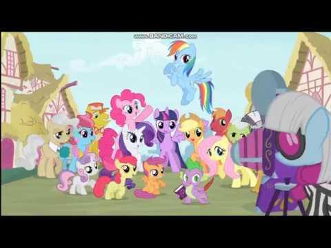 Pmv My little pony: DuckTales (Утиные Истории)
