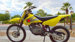 9. 2003 Suzuki DRZ125 For Sale www.samscycle.net