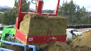 BvL Topstar Silage Block Cutter