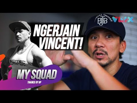 Ngerjain Vincent Rompies Sampe Teriak-teriak!!  [ My Squad: Trained by Heintje Pojoh Eps.1 ]