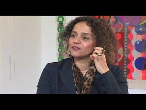 Beatriz Milhazes c/ Helena Lara Resende/ TV Imaginária, 2