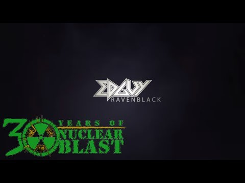 EDGUY  - Ravenblack (OFFICIAL LYRIC VIDEO) (видео)