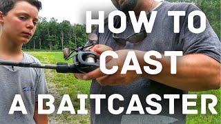 Video How to Cast a Baitcaster MP3, 3GP, MP4, WEBM, AVI, FLV Februari 2019