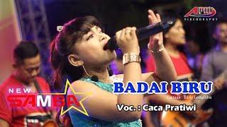 Badai Biru_Versi Caca Pratiwi_Cover New Samba_Live Sumberteguh