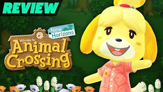 Animal Crossing: New Horizons Review by GameSpot