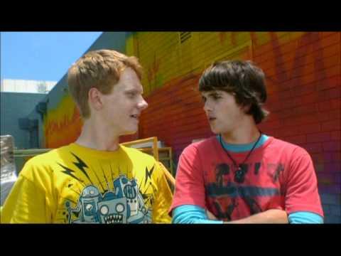Zeke & Luther - Śmietniko - Koszykówka - Disney XD