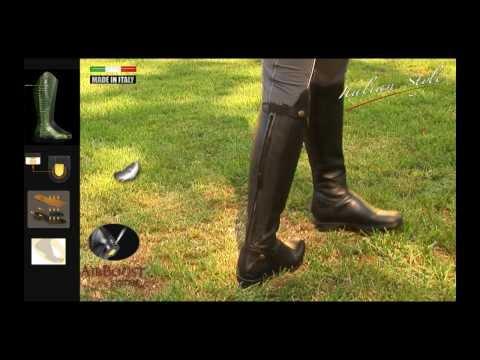 Stivali da Equitazione Tattini Bracco e Breton