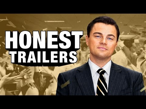 The Wolf of Wall Street - Honest Trailer