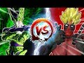 foto Deadpool VS Cell #CellGames | TeamFourStar