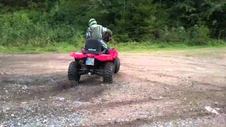 9. Arctic Cat 500 4x4 3in1