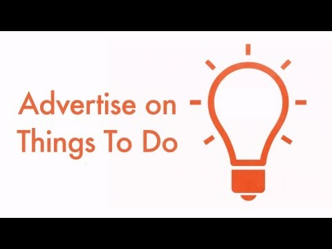 Things To Do Lancaster PA - Advertise With Us