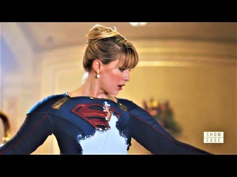 Supergirl New Nano Tech Suit Up Scene Full HD | Supergirl 5x01 Scene