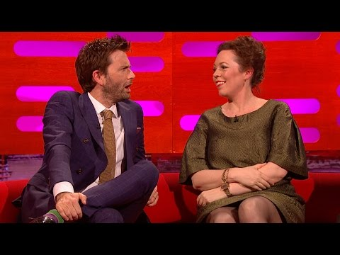 Don't Miss David Tennant & Olivia Colman On The Graham Norton Show Tonight!