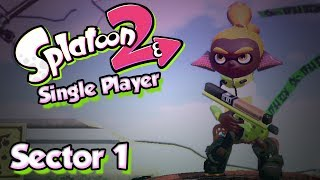 This is a Splatoon 2 Single Player Campaign play-through with DUDE! Watch as we take on the fierce Octarian menace and help ...
