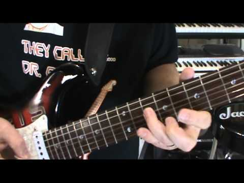 Easy Lead Guitar Lessons For The Bar Band Player By Scott Grove