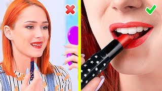 Video 10 DIY Edible Makeup Ideas / 10 Funny Pranks MP3, 3GP, MP4, WEBM, AVI, FLV Juni 2019