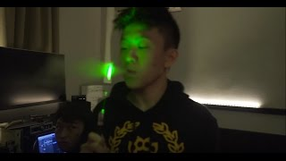 Rich Brian freestyling on his 17th birthday