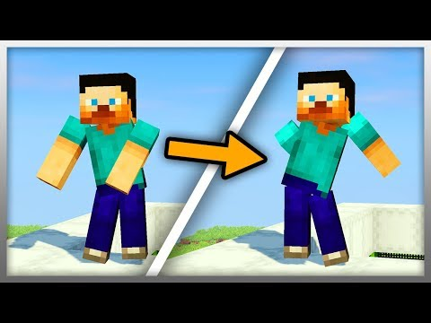 ✔️ FLOSSING DANCE in MINECRAFT?!?!