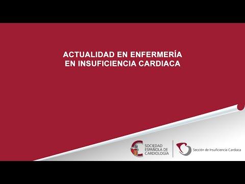 Novedades de enfermería en insuficiencia cardiaca
