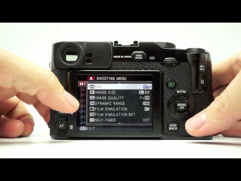 Fuji X-Pro 1 & Lenses  Very 1st look Video