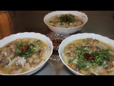 HTB 240 ll Món Ăn Ngon - Mẹ nấu Bánh Canh Vịt, Ăn Và Giúp Các Bạn Xem Video Cách nấu - Thời lượng: 25 phút.