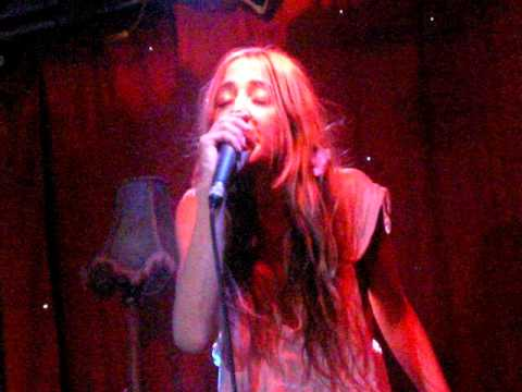 Ruby Throat - Naked Ruby - Madame Jojo's - London Thursday 12th November