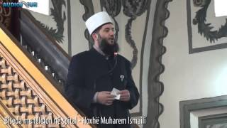 Biseda me telefon në spital - Hoxhë Muharem Ismaili