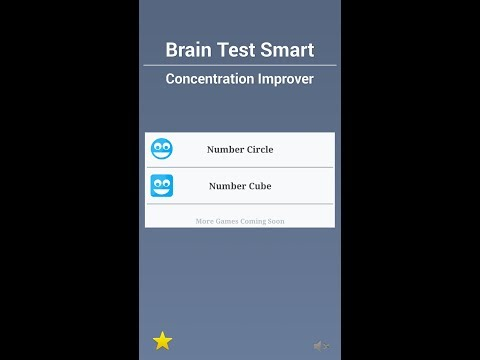Video of Brain Test Smart Game Free