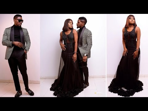 BBNaija Tobi And Alex Break The Internet With A Stunning Look At The Headies 2018