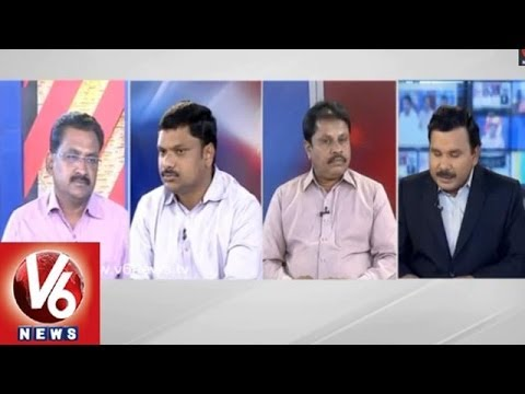 Parties Competitive Promises Impact Over Telangana Development  7 pm Discussion