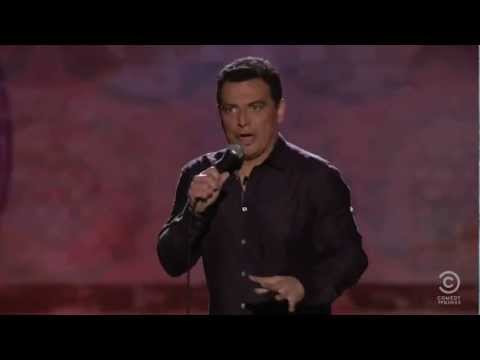 Carlos Mencia - New Territory - Part 1