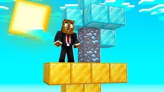 Minecraft - 4-Noobs Make MILLIONS in Skyblock | JeromeASF