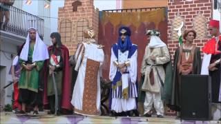 Moros y Cristianos de Molvízar 2015