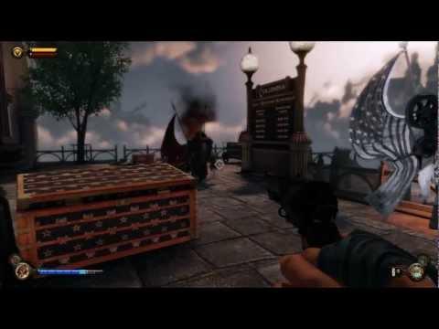 Scavenger hunt Achievement in BioShock Infinite
