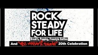 Chams vs Yosuke – ROCK STEADY FOR LIFE POP FINAL