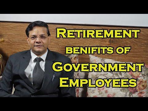 Retirement Benefits - Government Employees [English] | सरकारी कर्मचारियों को कर मुक्ति