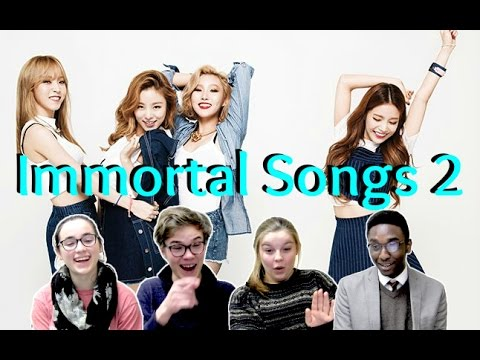 Classical Vocalists React: MAMAMOO Immortal Songs 2 (Part 1) (видео)