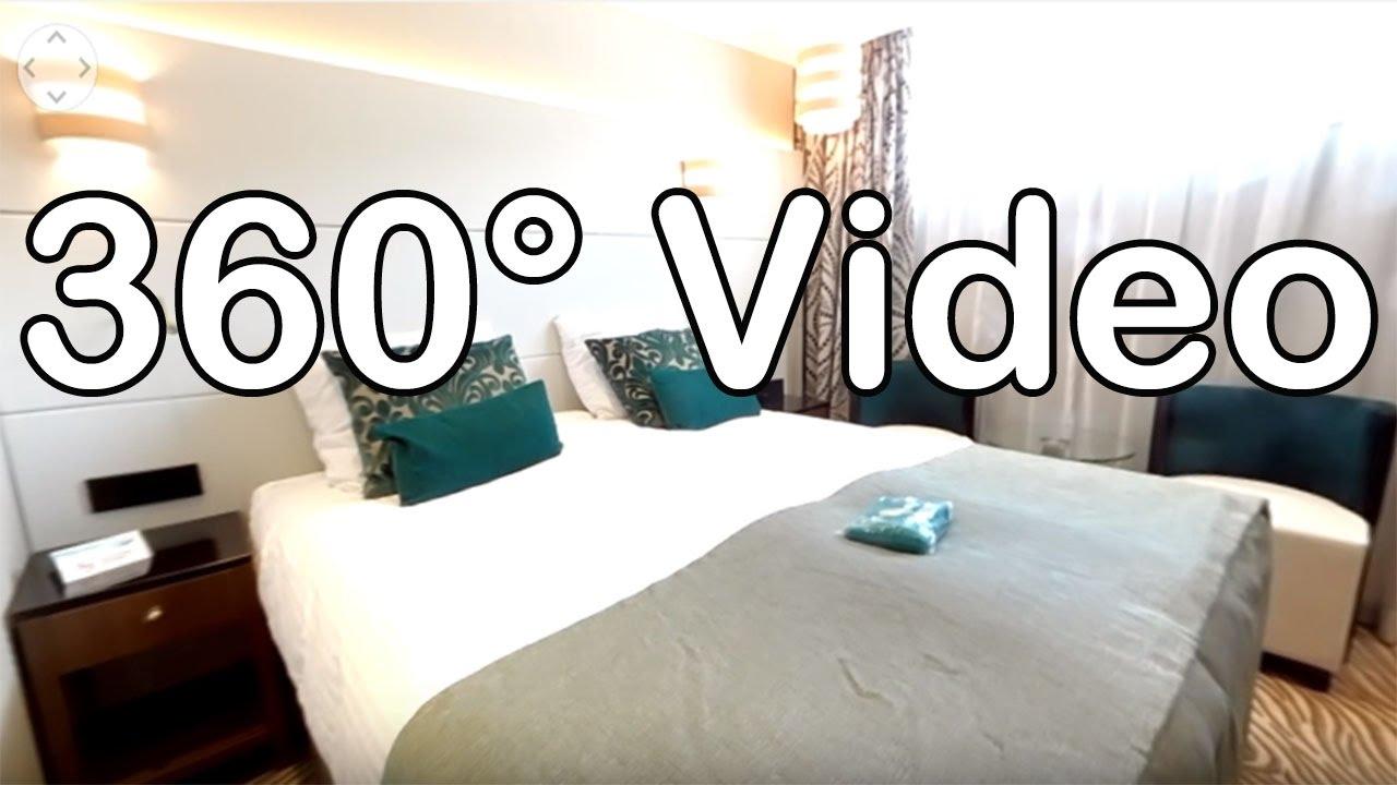 360 Grad Video: Kabine 103, Kat. C - MS Anesha