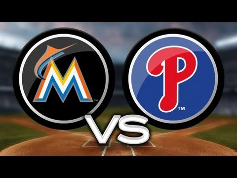 Video: 5/3/13: Three homers, Pettibone lift Phils past Fish