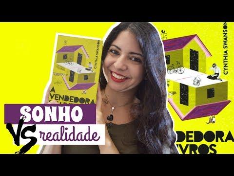 A VENDEDORA DE LIVROS, CYNTHIA SWANSON | DESAFIO FUXICANDO SOBRE CHICK-LITS